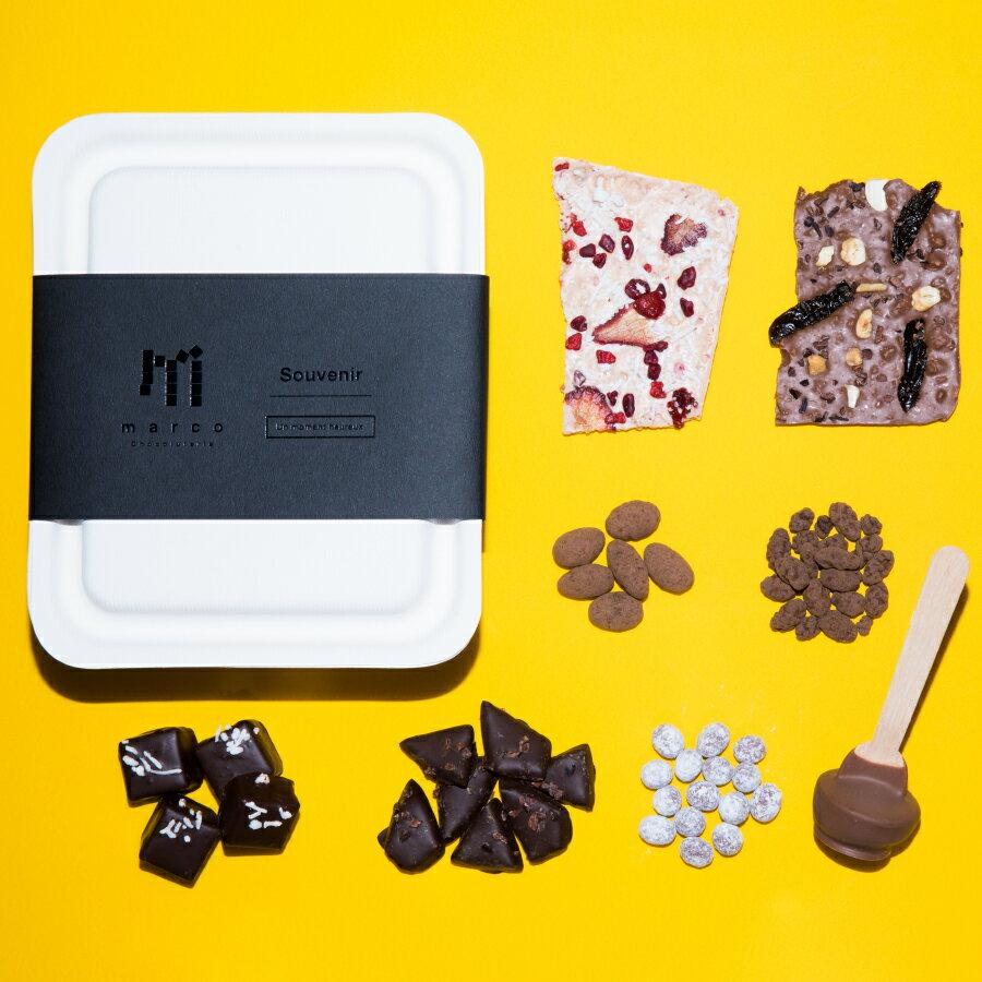 自家製にこだわった広島の話題の店「marco chocolaterie」
